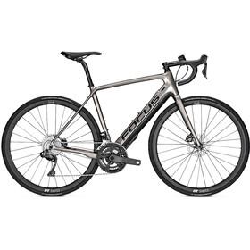 FOCUS Paralane² 9.8 Di2 Bici da corsa elettrica argento